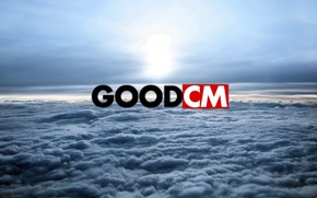 Picture clouds, height, The sky, Guzm, goodcm