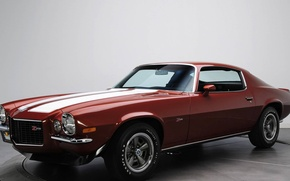Picture American, Muscle car, 60th
