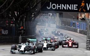 Picture Mercedes-Benz, Monaco, Formula 1, AMG, F1W05