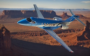 Picture the sky, mountains, the plane, PC-24, PILATUS