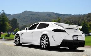 Picture Porsche, Panamera, Turbo, Mansory
