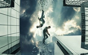 Picture the film, Theo James, Shailene Woodley, Insurgent, Insurgent