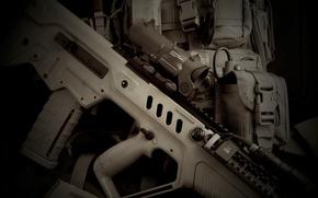 Picture weapons, assault, rifle, Tavor, TAR-21, machine