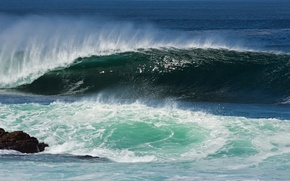 Picture element, wave, The Atlantic ocean, Atlantic Ocean