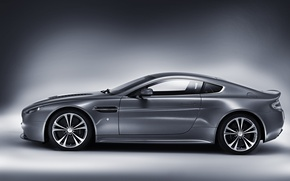 Picture Aston Martin, Vantage, Machine, V12