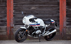 Picture BMW, RnineT, Racer-2017