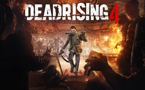 Picture Game, Capcom Vancouver, Frank West, Dead Rising 4