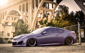 Picture tuning, rechange, stance, Hyundai, Hyundai Genesis Coupe