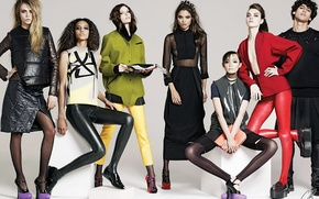 Wallpaper photographer, 2012, journal, model, Cara Delevingne, Rodrigo, Ava, CR Fashion Book, Cara Delevingne, Jean-Baptiste Mondino, ...