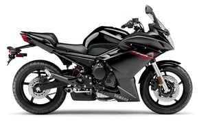 Picture black, yamaha