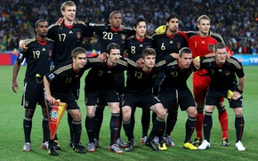 Picture football, soccer, Germany, the Federal team