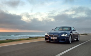 Picture BMW, Coast, Coupe, Package, The front, 650i, M Sport