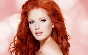 Picture hot, sexy, redhead, look
