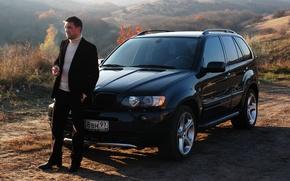 Picture BMW X5, crossover, Bumer 2, E53, Vladimir Vdovichenkov