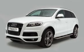 Picture background, Audi, Audi, quattro, crossover