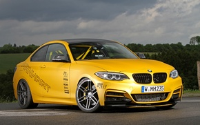 Picture BMW, coupe, Manhart, M235i, Clubsport, MH2