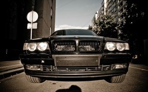 Picture BMW, e38, 7 series