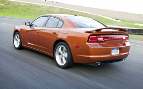Picture road, Dodge, Charger