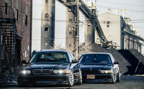Picture lights, tuning, Boomer, BMW, tuning, E38, BMW. 750il