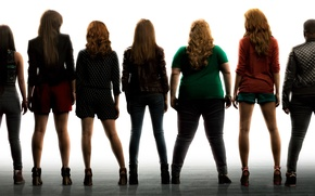 Picture music, poster, Comedy, Brittany Snow, Hailee Steinfeld, Anna Kendrick, Anna Camp, Pitch Perfect-2, Perfect voice-2, ...