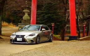 Picture Lexus, wheels, tuning, vossen, IS 350
