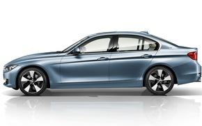 Picture BMW, sedan, Hybrid, 3 Series, Active