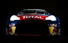 Picture 2012, citroen, red bull, ds3, rallycross, total, S. Loeb, S. Loeb, rallycross
