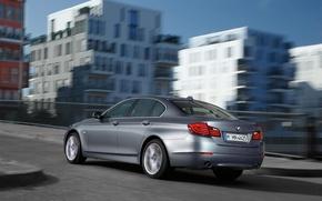 Picture machine, movement, BMW