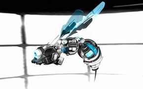 Picture flight, OSA, robot