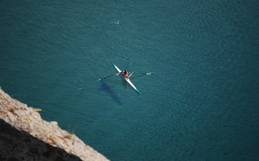 Picture water, sport, rowing