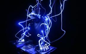 Wallpaper remote, DJ, music