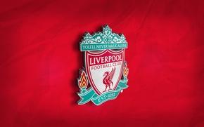 Picture wallpaper, sport, football, Premier League, England, Liverpool FC, 3D logo