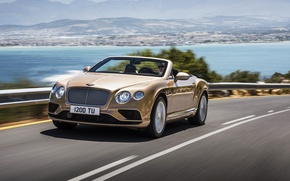 Picture Bentley, Continental, Bentley, continental, GTC, 2015