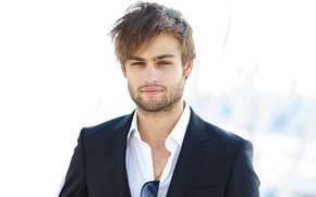 Picture actor, jacket, Douglas Booth, Douglas booth