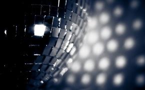Picture ball, disco, different, Disco Ball