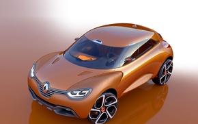 Picture Concept, Reno, Renault Captur