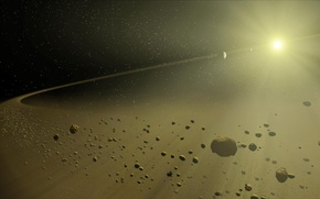 Picture asteroids, Nasa, space