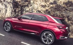 Picture car, Concept, Citroen, road, wallpapers, Wild Rubis