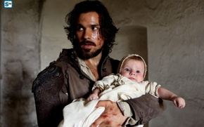 Picture The series, baby, baby, Aramis, The Musketeers, The Musketeers, Santiago Cabrera, Aramis