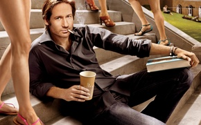 Picture actor, Californication, David Duchovny