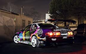 Picture drift, Toyota, Monster Energy, Toyota, Drift car, Soarer