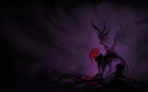 Picture death, skeleton, mlp, darkness.