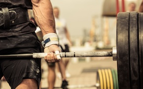 Picture muscles, veins, weightlifting, crosfitt