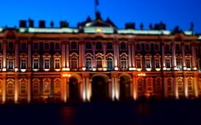 Picture night, the city, Peter, Saint Petersburg, Russia, Saint-Petersburg