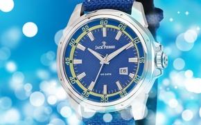 Picture Jack Pierre, blue, Watch