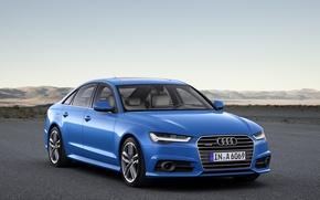 Picture Audi, Audi, sedan, Sedan