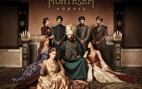 Picture family, the series, Magnificent century, magnificent century, dynasty, Sultan