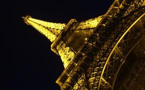 Wallpaper Paris, Eiffel tower, France