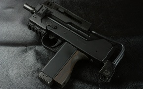 Picture weapons, the gun, small, MAC-11