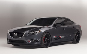 Picture background, concept, sport, sedan, club, Mazda6